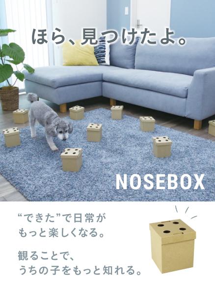 写真:NOSEBOX