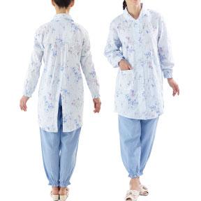 写真:【販売終了】やさしいガーゼのパジャマ