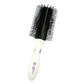 写真:美容師さんの艶髪ブラシ  静電気除去タイプEX